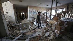 الأمم المتحدة: نظام الأسد وحلفاؤه استهدفوا مدرسة ومستشفيات