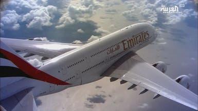 طيران الإمارات تعلن عن 7 وجهات لنقل الركاب إلى بلادهم