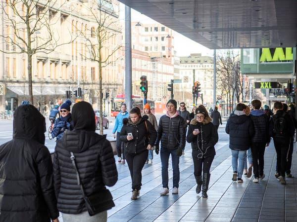 الشرطة السويدية تحقق في إطلاق أعيرة نارية بمركز تسوق