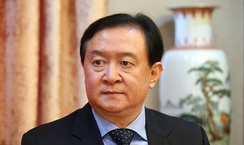 سفير الصين في طهران