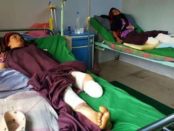 جريمة الحوثيين.. اليمن يغرق في أكبر حقل ألغام بالعالم