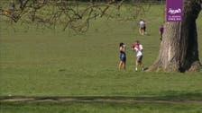 Coronavirus: Londoners enjoy outdoor exercise amid warnings to adhere to rules