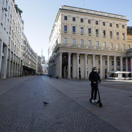 ميزانية إيطاليا تكشف تأثيراً صادماً من كورونا