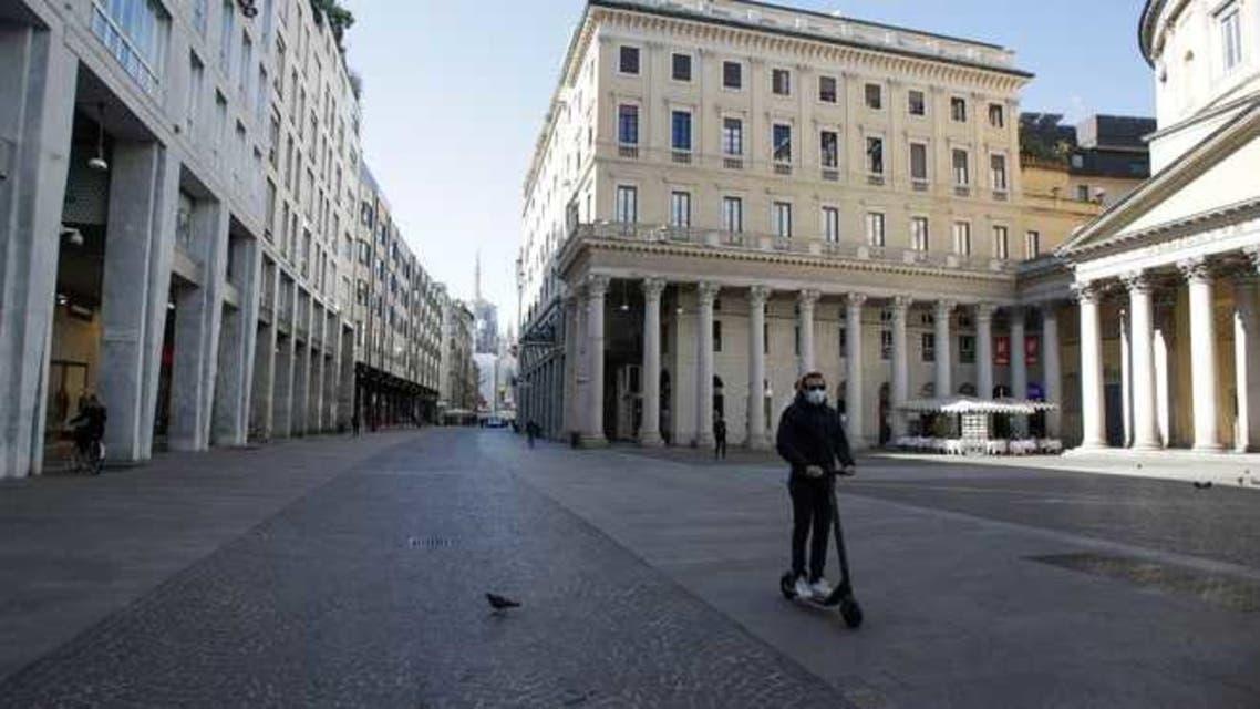 كورونا اقتصاد إيطاليا