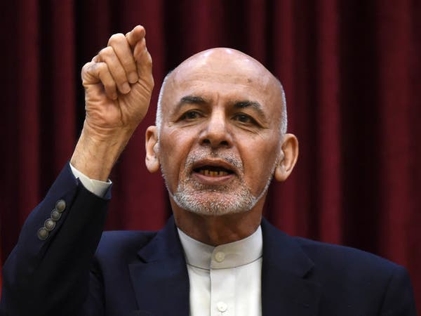 الرئيس الأفغاني يفرج عن 2000 عنصر من طالبان