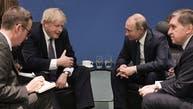 """وصفة بوتين لشفاء جونسون.. """"رهان على الفكاهة"""""""