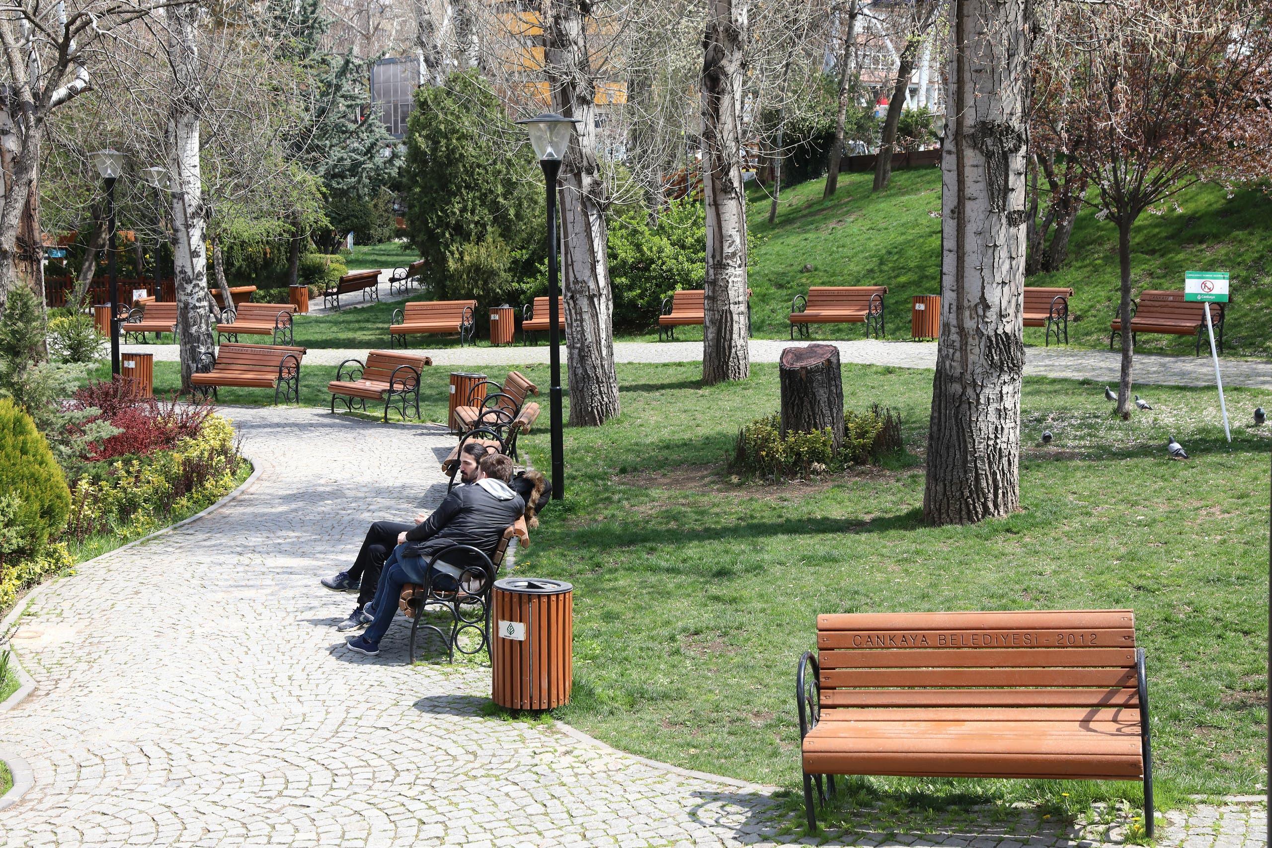 من أنقرة (6 أبريل 2020- فرانس برس)