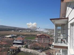 تركيا.. انفجار في شركة صواريخ موجهة تابعة للدولة
