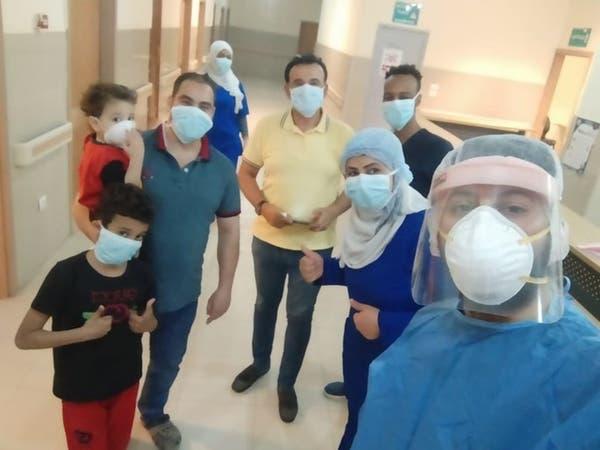 قصة تعافٍ.. 5 أفراد من عائلة واحدة طالهم كورونا في مصر