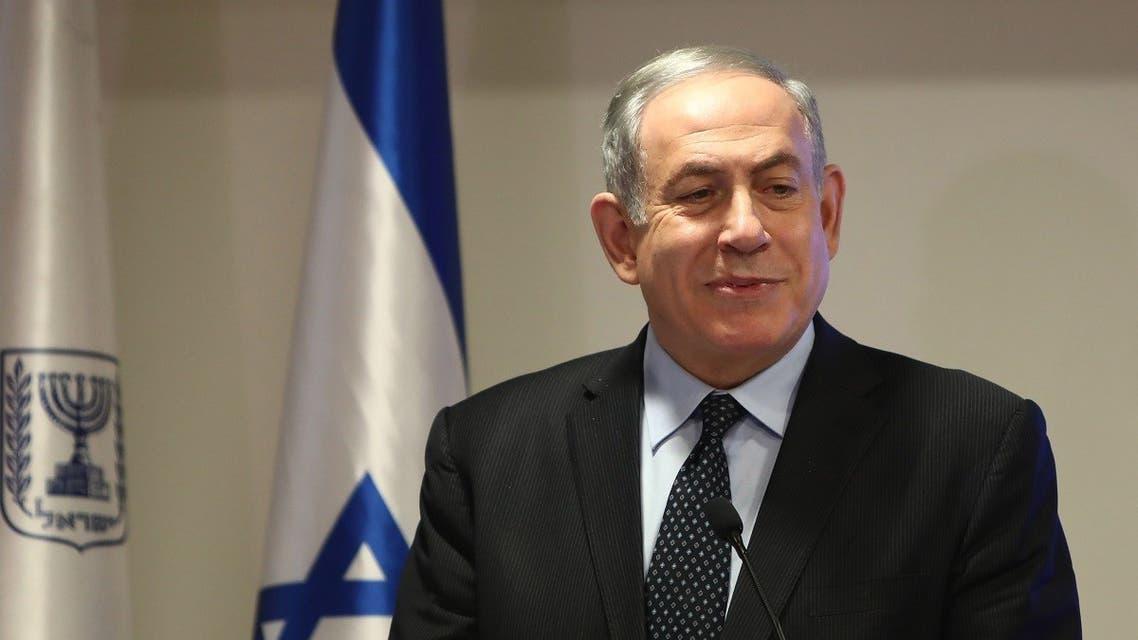 Prime Minister Benjamin Netanyahu