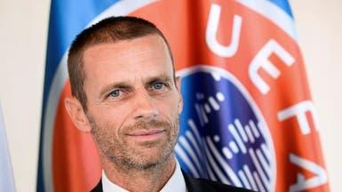 رئيس يويفا: ليفربول سيتوج بلقب الدوري