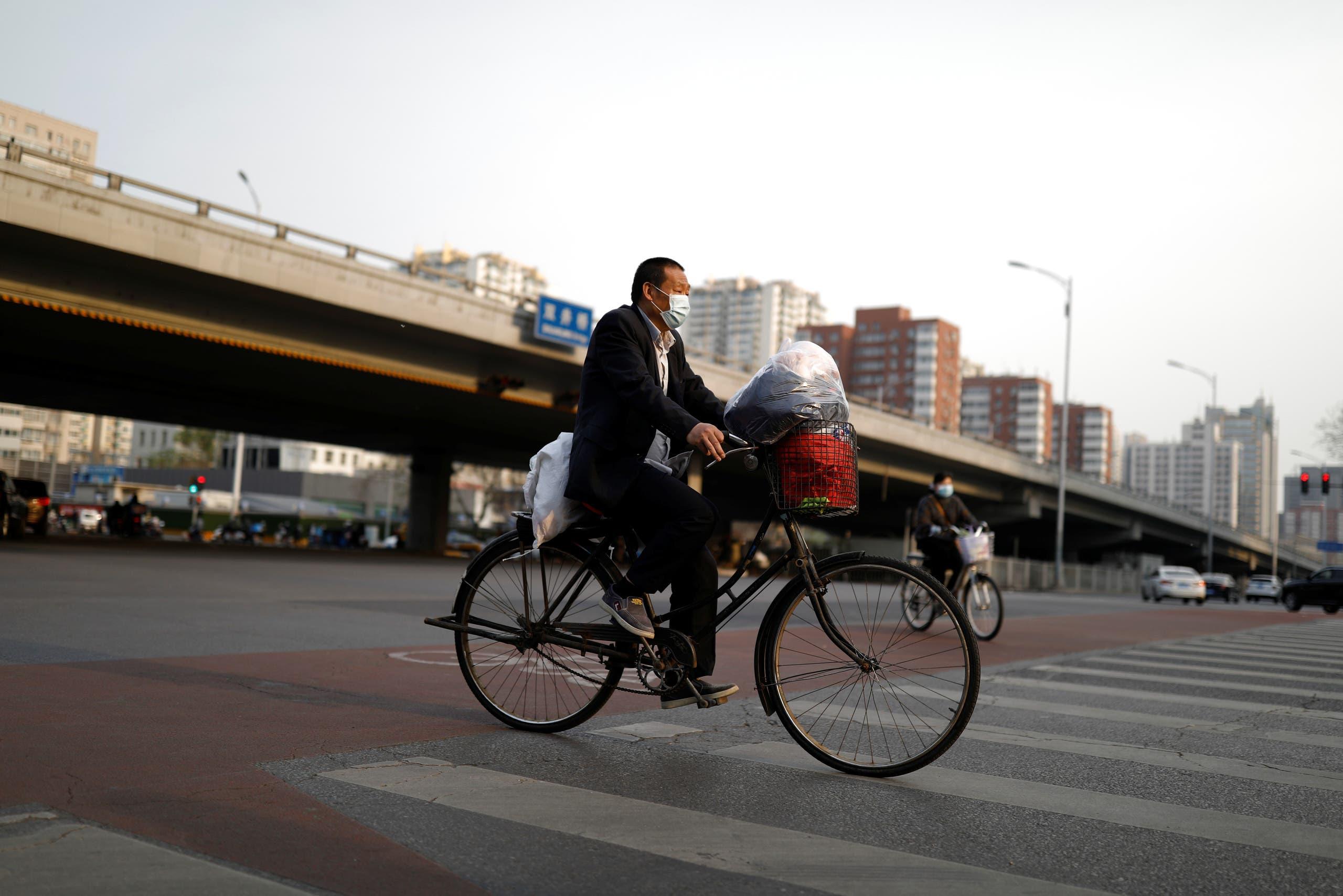 من بكين(أرشيفية-رويترز)
