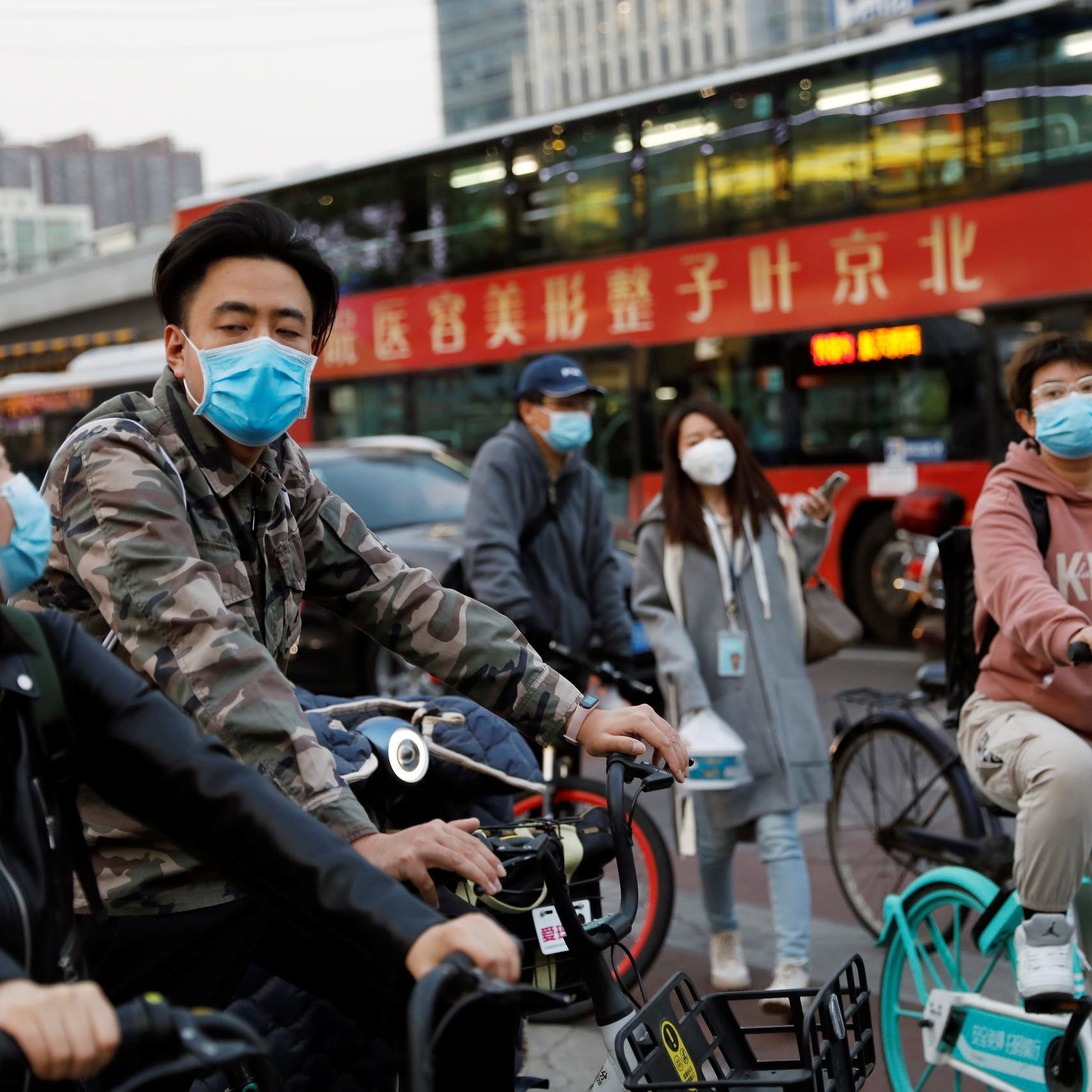 العطس والسعال جريمة.. بكين تستعد لقوانين جديدة
