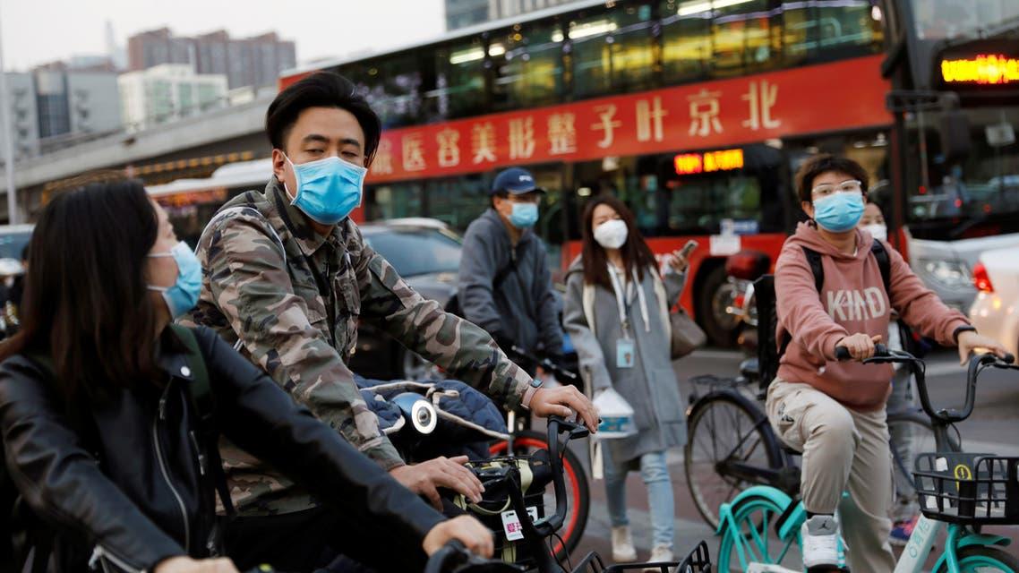 من بكين(7 أبريل 2020-رويترز)