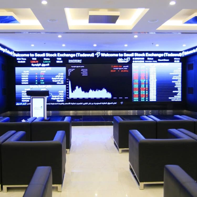 سوق الأسهم السعودية يتفاعل إيجاباً مع بدء حملة تلقيح ضد كورونا