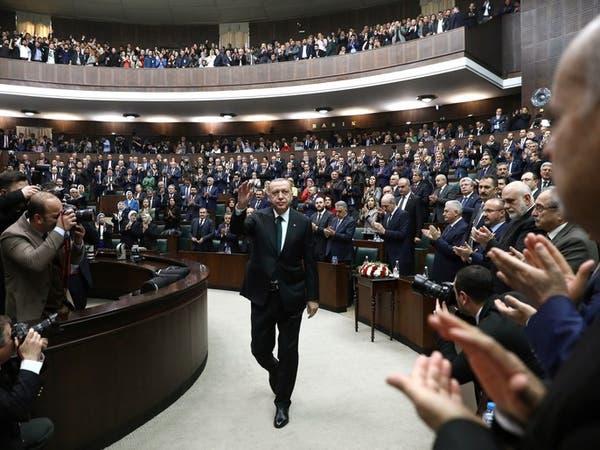 كتلة نيابية تركية: أردوغان يتهم كل من يعارضه بالإرهاب