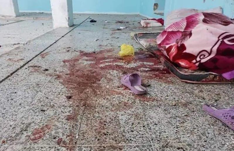 من استهداف الحوثي لسجن النساء في تعز