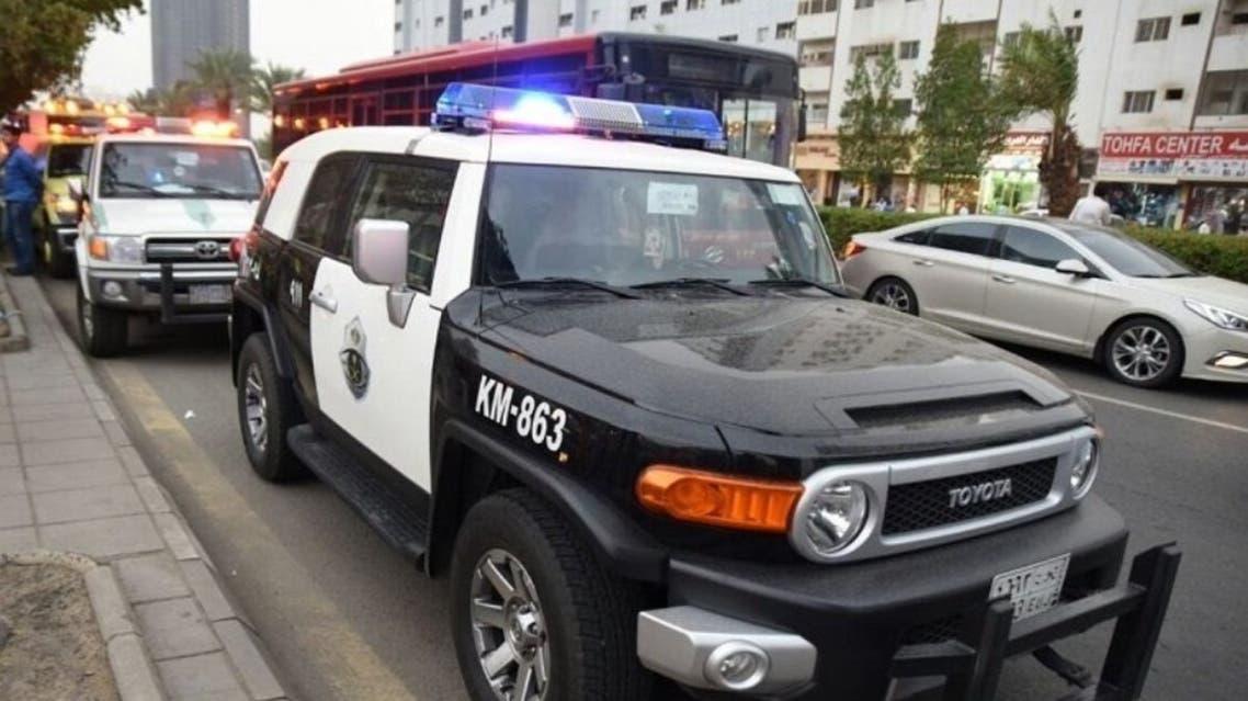 شرطة الرياض - أرشيفية