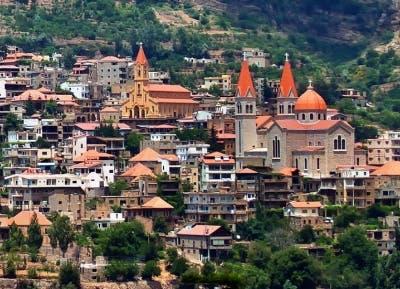 من بشري (شمال لبنان)