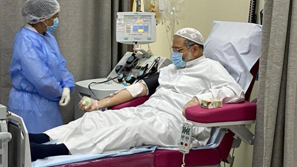 الكويت تبدأ تحضير البلازما المناعية لمواجهة كورونا