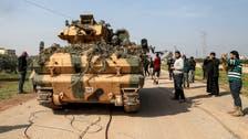 قصف تركي على محيط مخيم للنازحين في ريف حلب