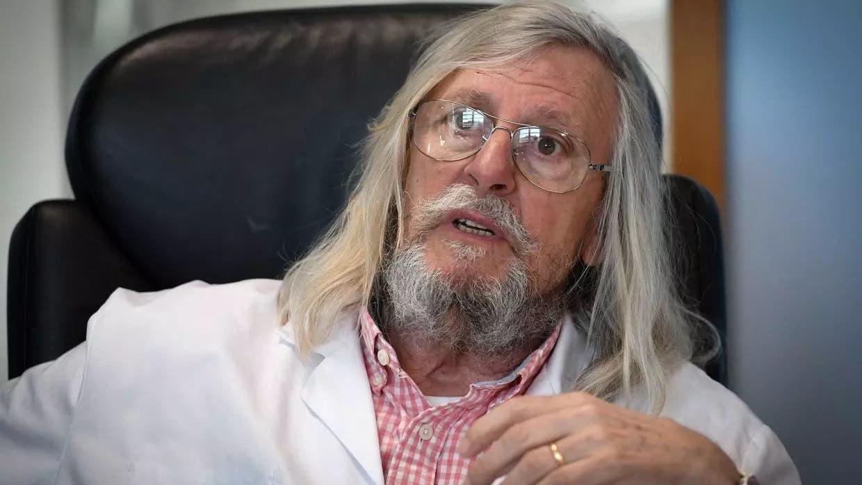 البروفيسور ديدييه راوول