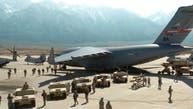 حملات موشکی به میدان هوایی بگرام افغانستان پس از آزادی زندانیان طالبان