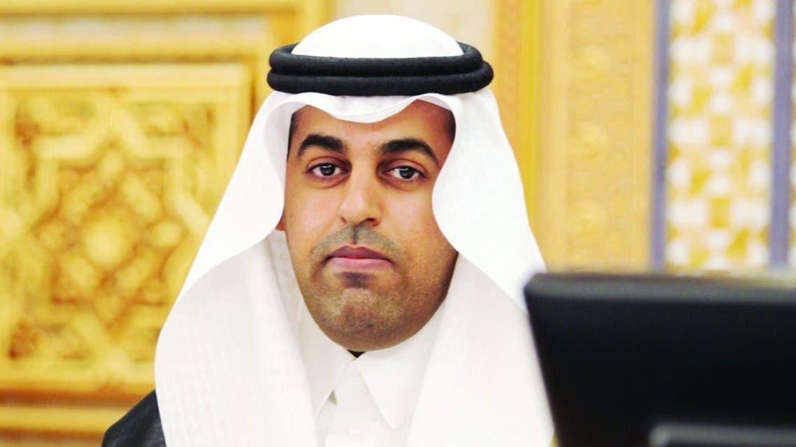 مشعل بن فهم السُّلمي رئيس البرلمان العربي (أرشيفية)
