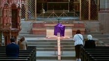 Easter goes virtual as coronavirus locks out tradition