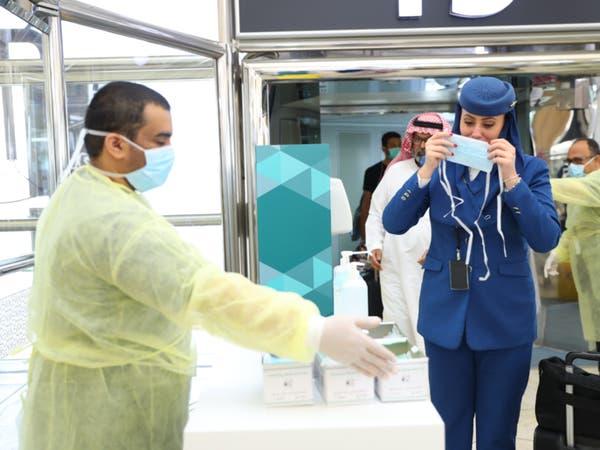 وصول أولى رحلات السعوديين العائدين من الخارج بسبب كورونا