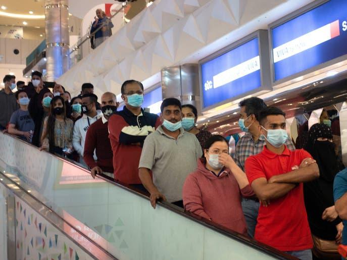 تعافي 31240 بالكويت.. وإصابة 29471 في عمان