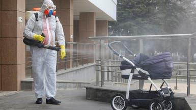 روسيا: سنعتبر كل مرضى الالتهاب الرئوي مصابين بكورونا