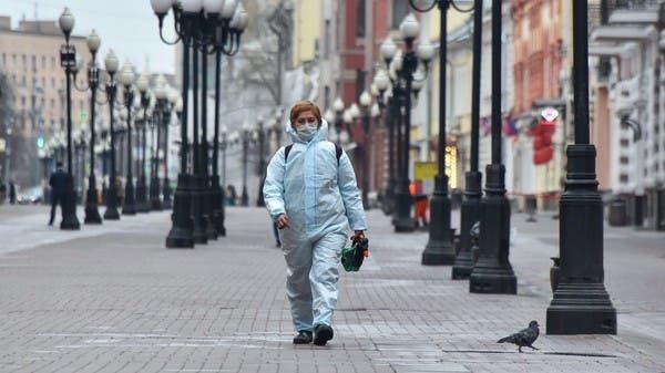 روسيا تسجل نحو 11 ألف إصابة جديدة.. وتبدأ في تخفيف إجراءات العزل