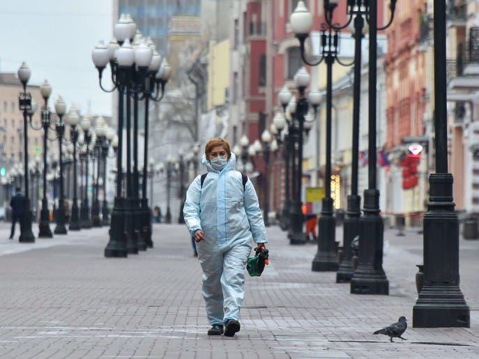 أكبر زيادة يومية بإصابات كورونا في روسيا..و42 في الصين