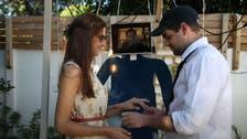کرونا کے شکار نوجوان نے اپنی شادی اپنے گھر کے گیراج میں منعقد کرڈالی