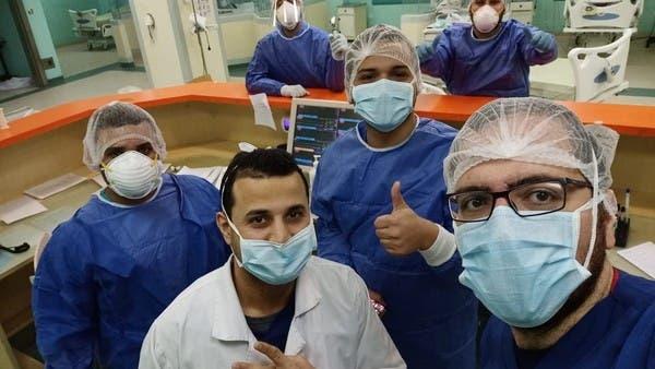 قصة تعافي مريض بتليف الكبد وابنه من فيروس كورونا في مصر
