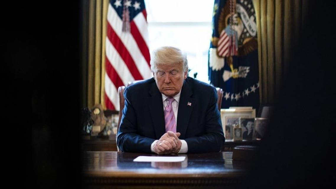 الرئيس دونالد ترمب