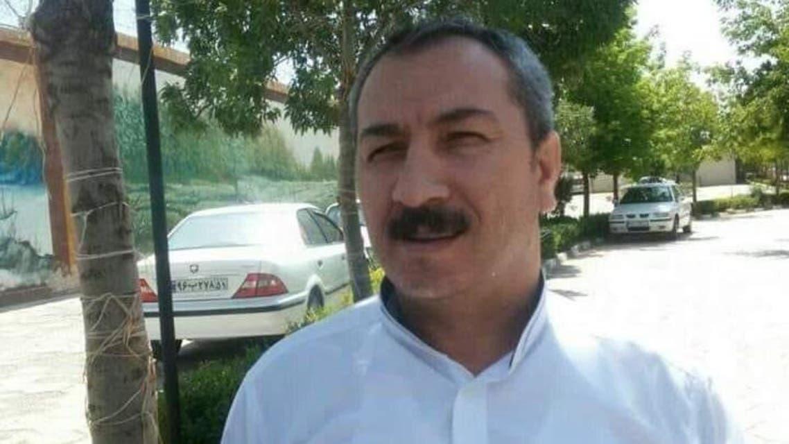 Mostafa Salimi. (Twitter)