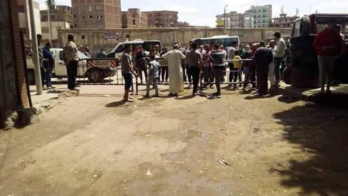 مصر کرونا وائرس