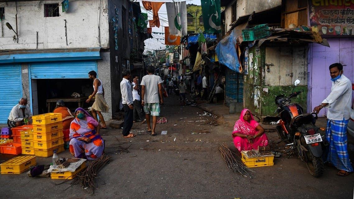 India slum coronavirus