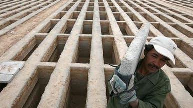 طهران.. 10 آلاف قبر جديد لضحایا كورونا