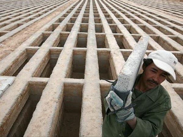 عضو في بلدية طهران: دفنا 13 ألف شخص في شهرين