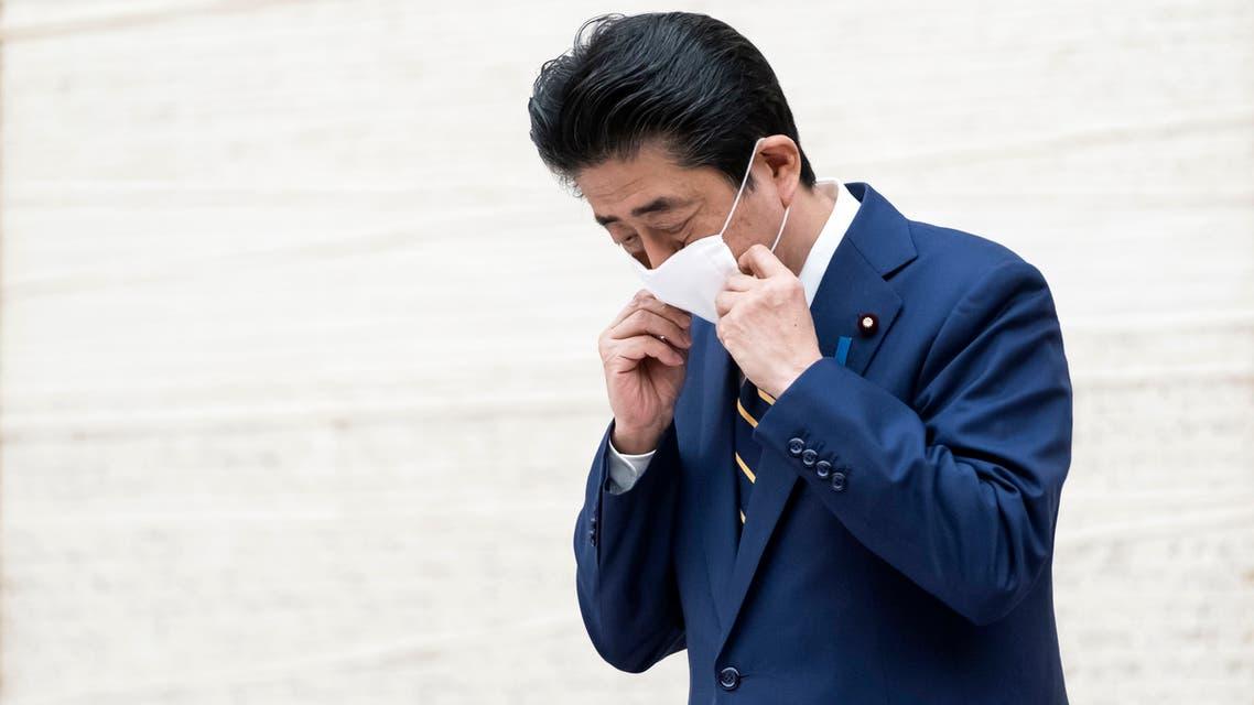 رئيس وزراء اليابان شينزو آبي(أرشيفية- فرانس برس)