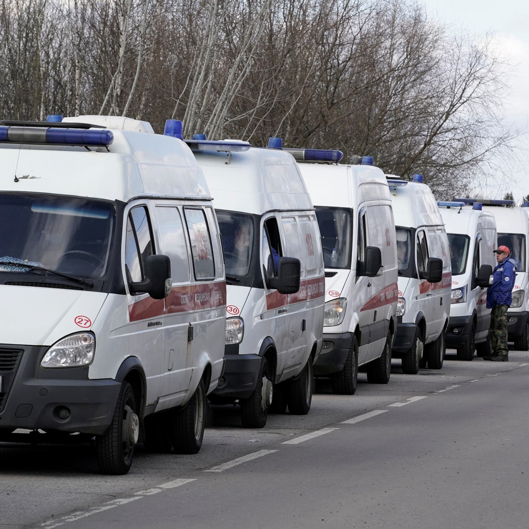 الوباء يقفز في روسيا.. أكثر من ألفي إصابة في يوم