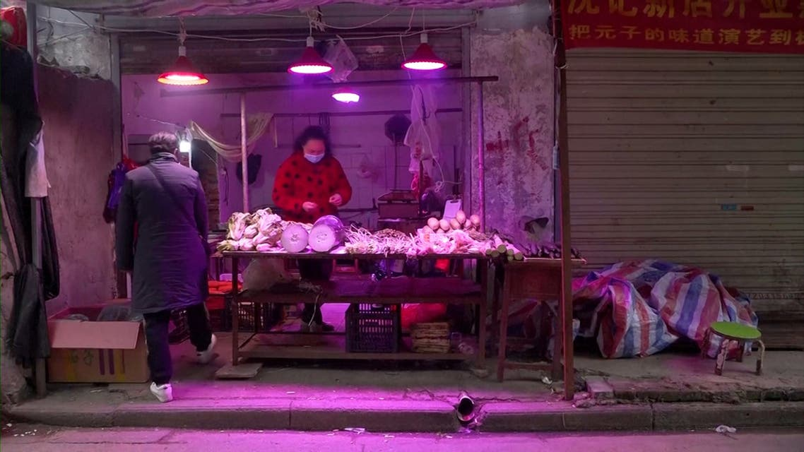 Wuhan's wet markets struggle to survive coronavirus blow