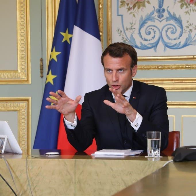 الاقتصاد الفرنسي قد ينكمش 20%.. وماكرون: فلنتحرك سريعاً