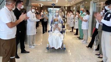 هزمت كورونا وعمرها 97.. أكبر الناجين أعطت أملا للبرازيل