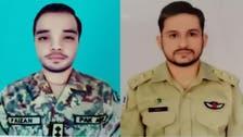 گجرات کے قریب پاکستان آرمی ایوی ایشن کا تربیتی جہاز تباہ، دو پائلٹ جاں بحق