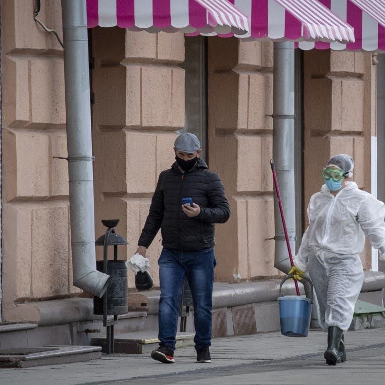 قفزة إصابات جديدة.. وموسكو تكشف موعد ذروة الفيروس