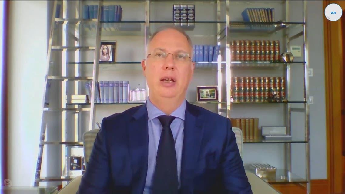 Kirill Dmitriev, CEO, RDIF. (Screengrab)